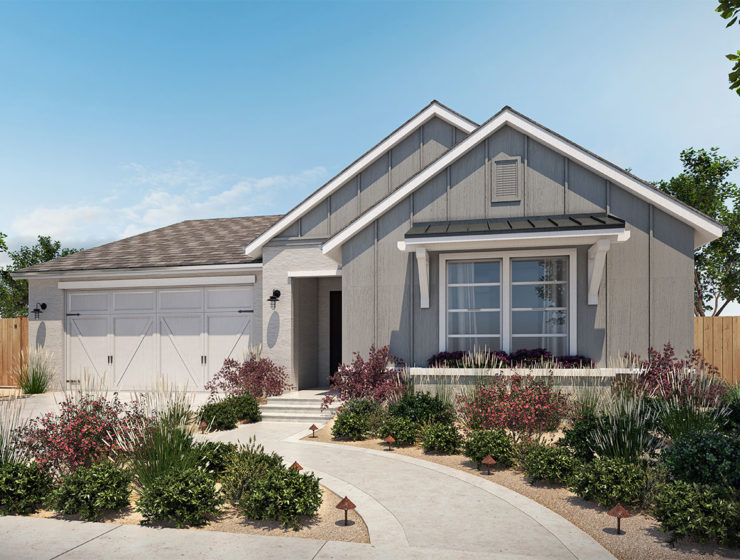 Creekstone At The Village New Homes In Arroyo Grande Ca